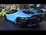 Самая дорогая Ламба в мире – 140 млн рублей за 770-сильную Lamborghini Centenario