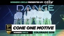 COhe One Motive | 1st Place Team Division | Winners Circle | World of Dance Colorado 2018 | #WODCO18 | Danceproject.info