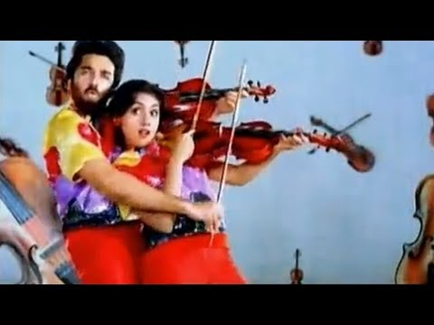 Kamal Haasan Revathi in Kalakalamaga Vazhum - Punnagai Mannan