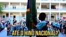 HINO NACIONAL AGORA É POLÊMICA