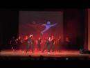 Олимпийские танцы 2018 - сборная 3+8 гимназий, Рок на века (3 танец)