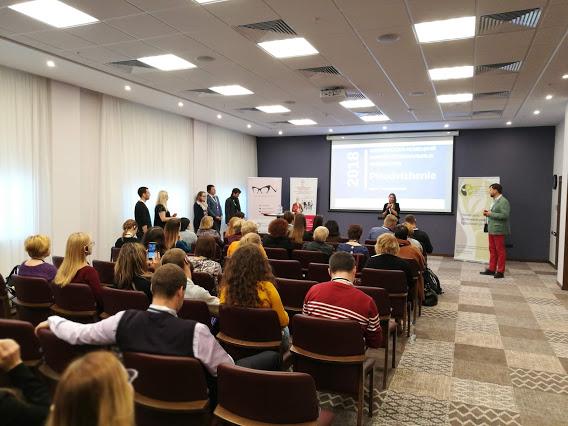 Как сделать работу НГО заметной для общественности? Разбирались на Форуме региональных инициатив