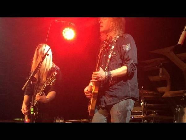 YT Hell Or High Water Liquid Room Edinburgh 05 11 2015