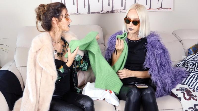 İrem Helvacıoğlu 'yla KIŞLIK GİYİM ALIŞVERİŞİ | Zara - Gucci - Mango - HM Sebile Ölmez