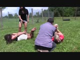 outdoor bondage part 2