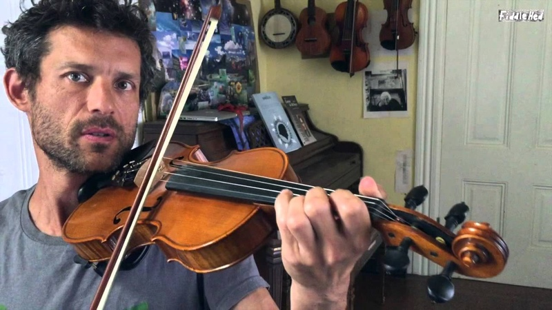 Greensleeves Basic Fiddle Lesson