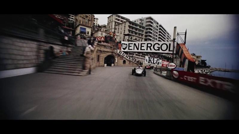 Monaco Grand Prix 1962 - High Quality footage - Flying Clipper