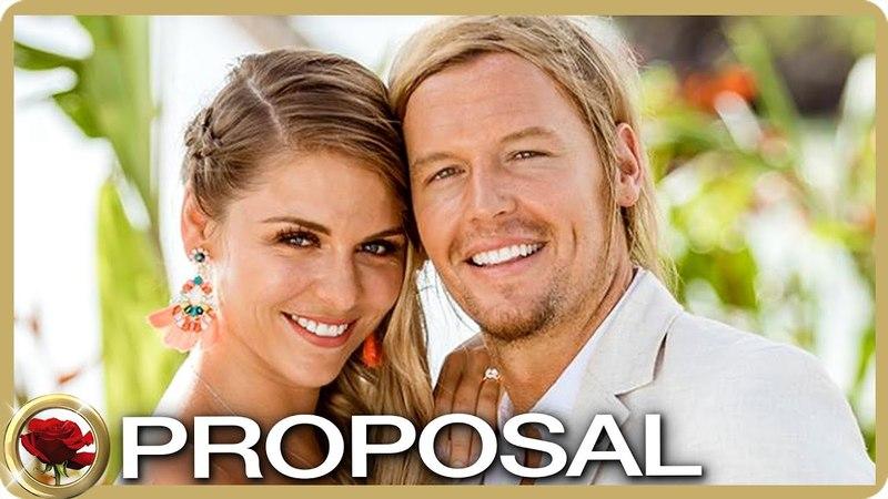 Sam Proposes To Tara Bachelor In Paradise Australia