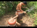 Primitive technology wine making experiments cooking wine