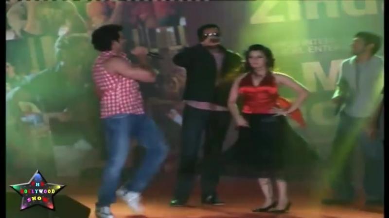 Hritik Roshan, Farhan Abhay Abhay Sing SanyoritaLive At Music Launch Of ZMND