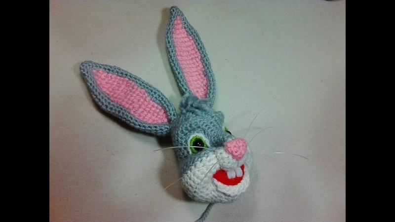 Багз Банни,ч.2. Bugs Bunny, р.2. Amigurumi. Crochet. Амигуруми. Игрушки крючком.