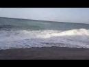 шум моря в Барселоне