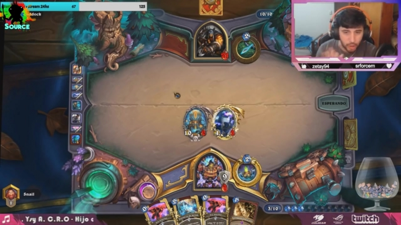 [Hearthstone Murloc - Lucky and Funny Moments] Hearthstone - OTK WTF Moments - Daily Funny Rng Moments