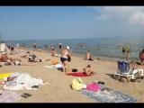 Парни отмечают День Знаний на море в Крыму!
