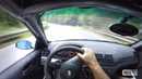 POINT OF VIEW BMW M3 E46 CSL HARD DRIVEN