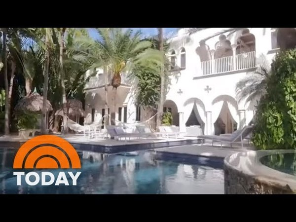 Celine Dion's Oceanfront Estate And Other Hideaways Of The Super Rich With Robert Frank | TODAY