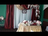 Оформление свадьбы в ресторане Кристалл Палас