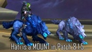 Hati is a MOUNT in Patch 8 1 5