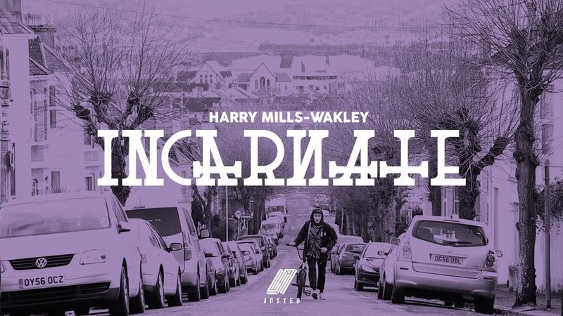 Harry Mills-Wakley UNITED BMX INCARNATE