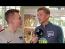 Unser Holländer Niklas Stark Arne Maier Palko Dárdai Pascal Köpke und Max.mp4