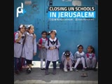 PAL+ English - 8 hrs Israeli authorities want to end UN's service in East Jerusalem. Watch this report to know the truth.