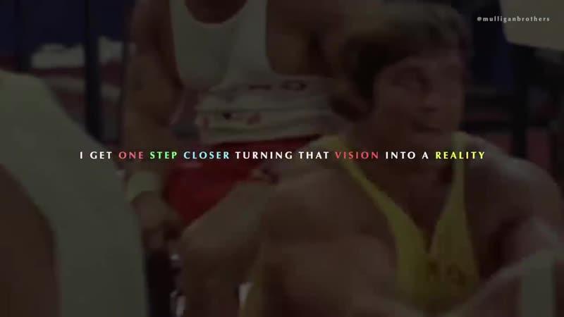 Arnold Schwarzenegger - YOU CAN DO IT - Gym Motivation NEW 2019