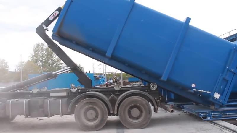 Утилизация переработка мусора в Чебоксарах