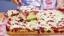 Ягодный Пирог с Клубникой Сочный и Пышный
