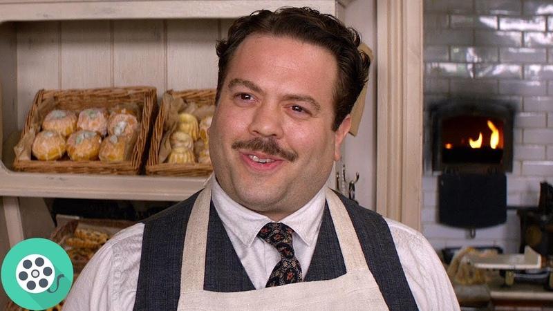 Якоб Ковальски открывает свою пекарню. Конец фильма. Фантастические твари и где они обитают (2016)