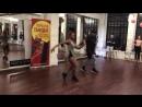 Bachata, Jorge Maryano & Ana, школа танцев Держи Ритм