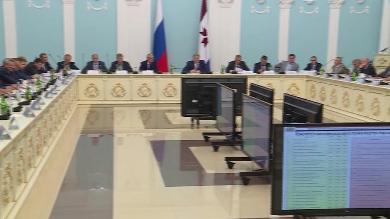 Судьбу мордовской глубинки обсудили на совещании у Главы 24 07 2018