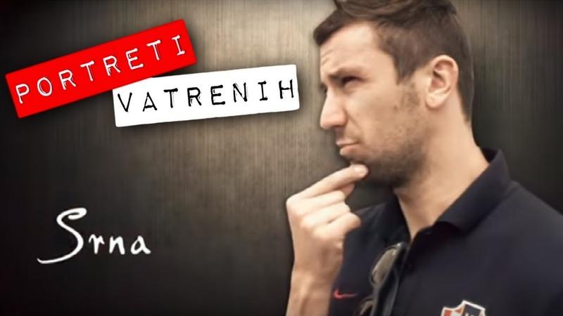 Darijo Srna - portreti Vatrenih, Robert Knjaz
