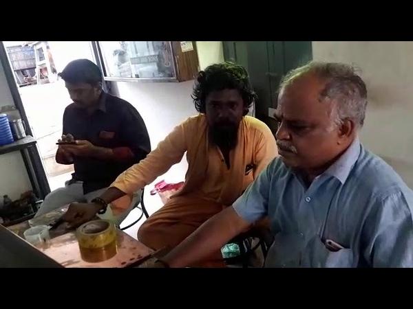 Индия Работа над созданием Шива Лингама
