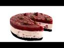 Творожно клубничный торт Мало калорий и максимум вкуса