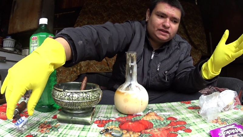 Готовлю бодрящий тонизирующий витаминный коктель