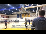Steph Curry splashes 69-for-75 on 3s Scottie Pippen w_ Steve Kerr after practice in Oakland