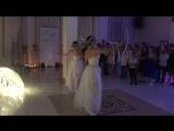 Led show «Сяюча ніч»-шоу - балет WellART
