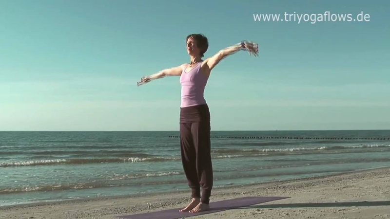 Yoga Flow: TriYoga Pranam Salutation