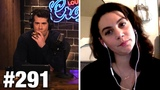 DEBATE Feminist Asks Crowder to Check Privilege (Maria Del Russo Uncut) Louder With Crowder