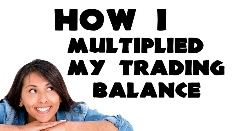How I multiplied my trading balance tenfold in less than a month