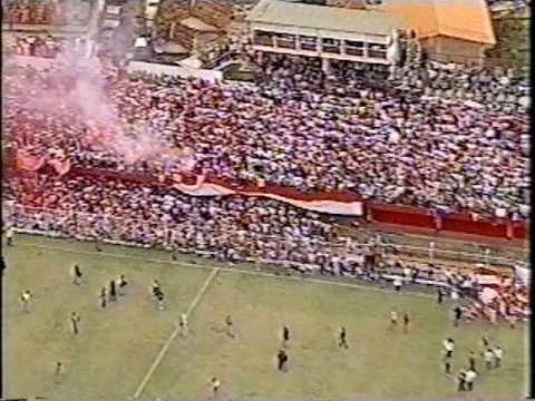 Villa Nova MG 2x1 Cruzeiro 1997 Mineiro 1997 Finais
