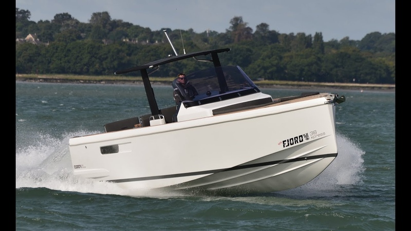 Fjord 36 Xpress | Review | Motor Boat Yachting