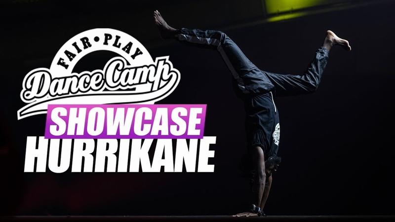 Hurrikane | Fair Play Dance Camp SHOWCASE 2018