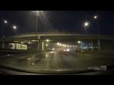 Последние секунды полёта «Хонды» попали на видео