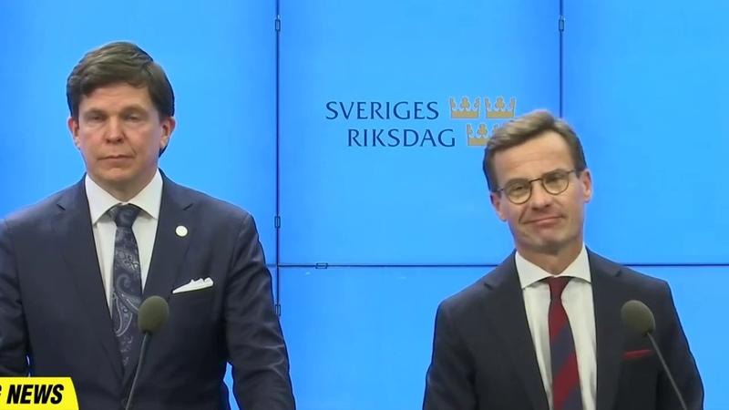 Ulf Kristersson vill bilda regering med KD Vill tona ner beroendet av Sverigedemokraterna