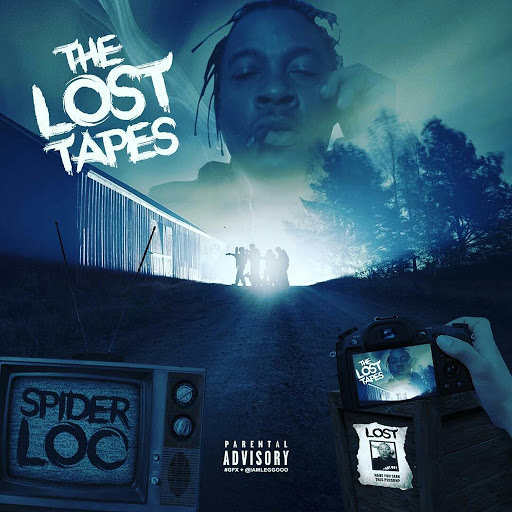 SPIDER LOC альбом The Lost Tapes