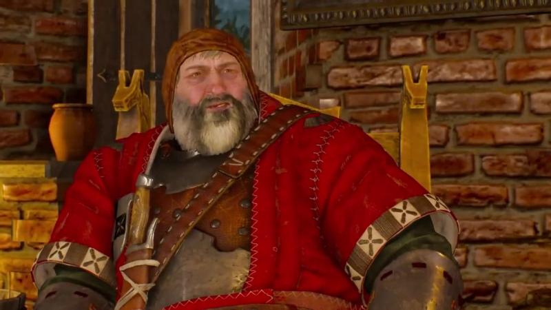 Кровавый барон — Ведьмак 3