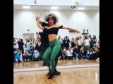 Sensual Bachata 💃 Dancers : Abdel y Lety 🇨🇺🇪🇸🚩 Page :@abdelyletybachataflow👏🔥🎵 Song : Solita@ozunapr- bachata remix by@jh