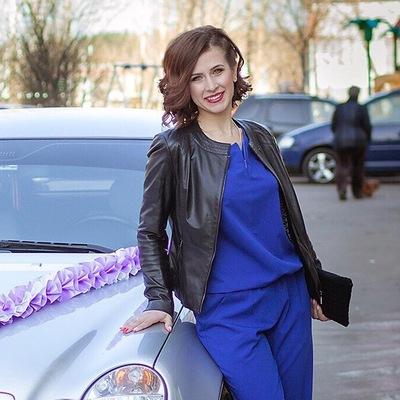 Анастасия Богомол
