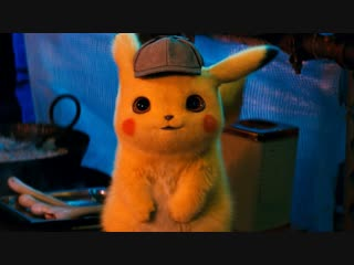 Покемон | Детектив Пикачу | Pokémon Detective Pikachu (2019) - Трейлер
